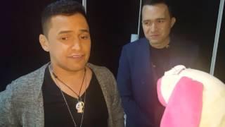 Jorge Celedón y Sergio Luis aman el vallenato