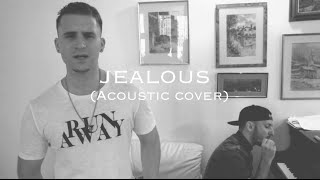 Nick Jonas -Jealous - cover By T-Wel (Vocal) & Fabio Litto (Piano)