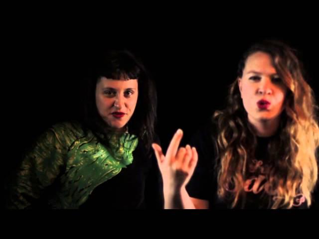 Videoclip de La Basu con Aneguria