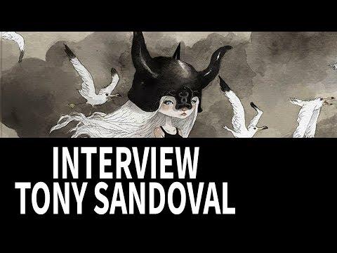 Vidéo de Tony Sandoval