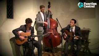 Bemsha Swing - The Bare Necessities | Hire Gypsy Jazz Trio from Function Central