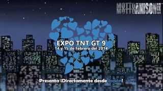 Ai Maeda (AiM) en TNT GT 9 - Ciudad de México