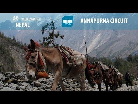 Annapurna Circuit Osa1 | Mandala Travel