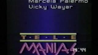 Presentación TELEMANIAS 1989 - TV Cordoba