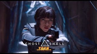 Ghost In The Shell - Official Teaser Trailer (2017) Scarlett Johansson Sci-Fi Action Movie