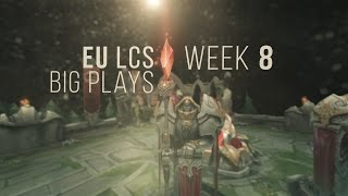 EU #LCSBIGPLAYS Week 8 | Community Collaboration