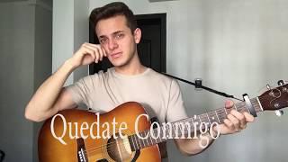 Chyno Miranda - Quedate Conmigo / COVER ACUSTICO