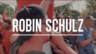 Robin Schulz – Zurich Streetparade 2015