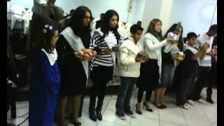 Encontro de Jovens da Congregação João Pessoa
