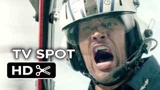 San Andreas TV SPOT - Thrill Ride (2015) - Dwayne Johnson Disaster Movie HD