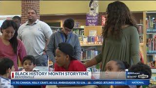 Bentonville Public Library Celebrates Black History Month KNWA