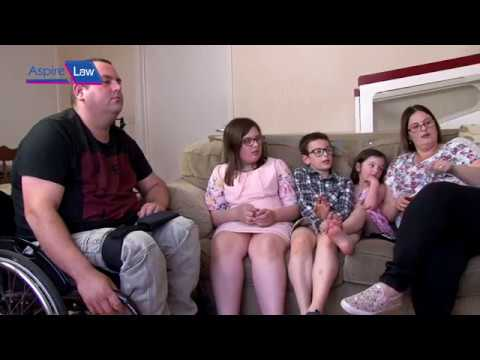 Aspire Law - David's story