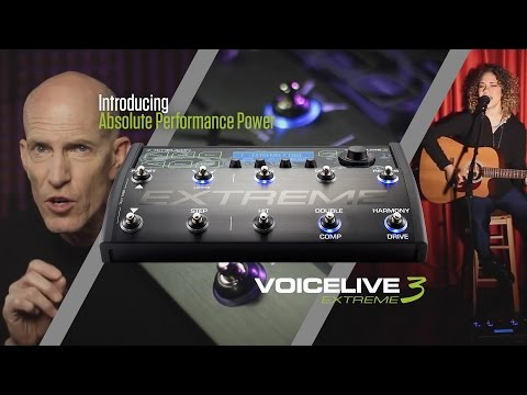 tc helicon announces voicelive 3 extreme. Black Bedroom Furniture Sets. Home Design Ideas