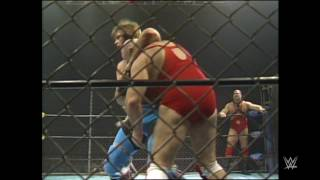 Rock 'n' Roll Express vs. Ivan y Nikita Koloff