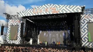 Duran Duran feat. Céu @ Lollapalooza 2017 - Ordinary world