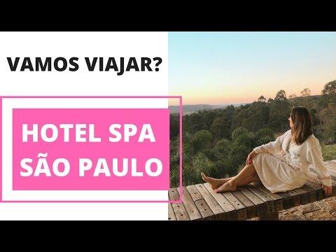 Hotel & Spa no interior de São Paulo | Dicas de Viagem