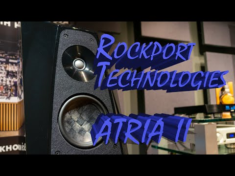 Rockport Techologies Atria II - видео-приложение к обзору #soundex_review
