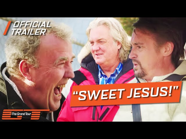 Oh, Canada - The Grand Tour