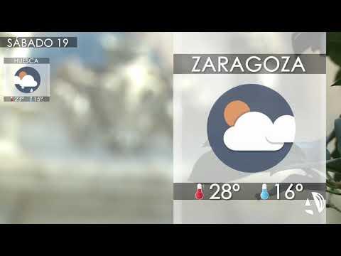 Las lluvias se abren paso en Aragón con un descenso de las temperaturas