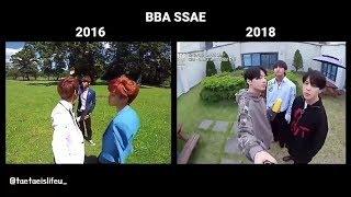 BTS BBA SAE Recreation   BTS Comeback Show 2018