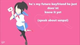 Senpai Notice Me-Lyrics