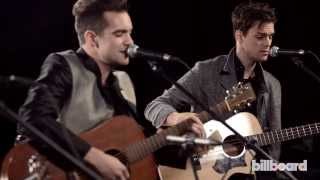 "Panic! At The Disco - ""Miss Jackson"" LIVE Billboard Studio Session"