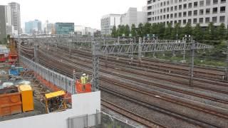 Vlaky - Tokio - 2014