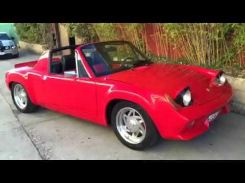 Porsche Targa Boxer 1974