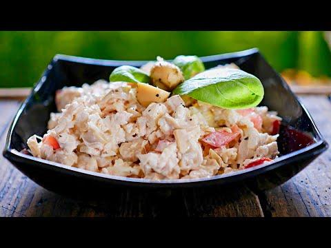 Один из любимых салатов Покашеварим | Салат Алекс