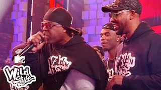 RZA of the Wu-Tang Clan Leaves Nick Cannon Speechless | Wild 'N Out | #Wildstyle