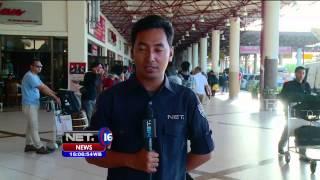 Live Report dari Bandara Juanda Sementara Ditutup , Sidoarjo - NET16