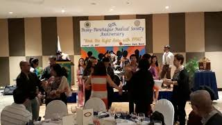 Pasay Paranaque Medical Society dancing d 70s hits