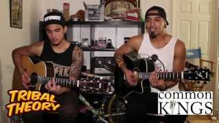 Common Kings - ALCOHOLIC - (Cover by Tribal Theory) - Acoustic Live