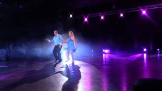 Strictly Inverness 2016 John Hooker & Pamela Duff Salsa taught by Tina Mulet Galvez