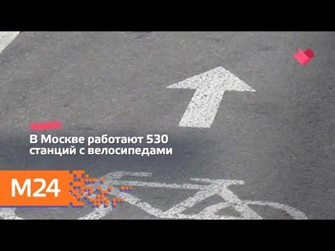 """""""Это наш город"""": в столичных парках появилось более 90 километров велодорожек - Москва 24"""