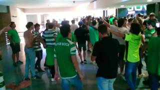 DESPACITO ANDEBOL SPORTING vs lampiões