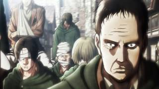 """Attack on Titan [AMV] - """"Soldiers"""""""