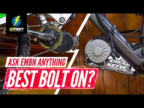 Converting An Old MTB to Electric? | Ask EMBN Anything About E-Bikes