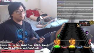 RUNNING IN THE 90'S ~METAL VERSION (150% SPEED) 100% FC!!!!~