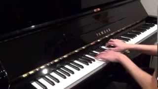 James Blunt - You're Beautiful piano cover (zaman75)- YouTube