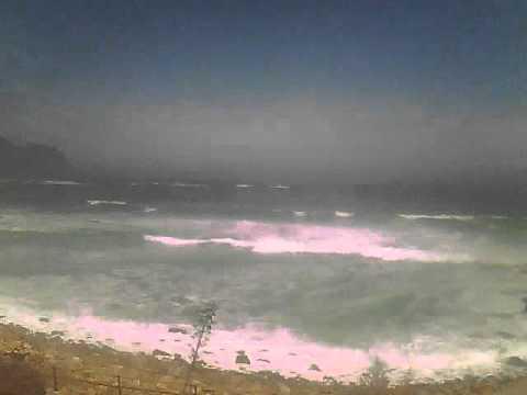 Timelapse Video – Glen Beach – 09/10/2011