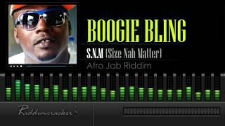 """Boogie Bling - S.N.M """"Size Nah Matter"""" (Afro Jab Riddim) [Soca 2016] [HD]"""