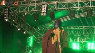 FEMUA 10/ Concert live Tiken jah Fakoly ''Africa Unité''