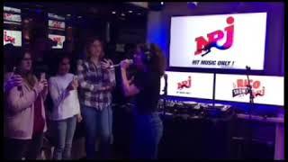 Mondial TAL en live sur NRJ extrait video