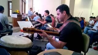 Ensaio - Louvor Voltará - Igreja Cristã Maranata