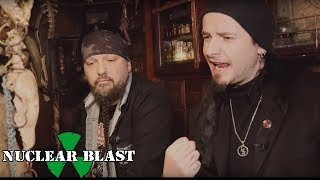 DIMMU BORGIR - Writing 'Eonian' (OFFICIAL INTERVIEW)