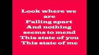 Danny Saucedo - If Only You Lyrics Video