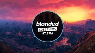 JME - Man Don't Care ft. Giggs [blonded Los Santos 97.8 FM]