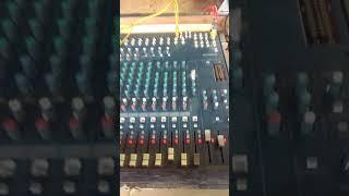 Sound system lapangan sederhana dengan power rakitan sendiri