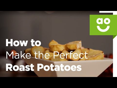 How To Make Perfect Roast Potatoes with Bosch | ao.com Recipes